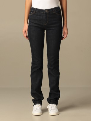 Emporio Armani Jeans Jeans In Regular Fit Denim