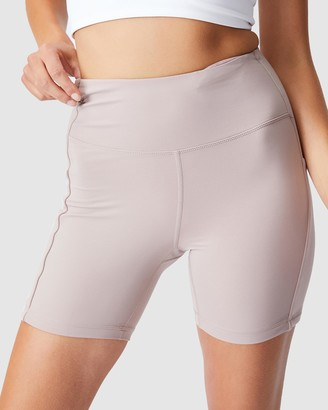 Cotton On Body Active - Women's Brown Tights - Ultimate Booty Bike Shorts - Size S at The Iconic
