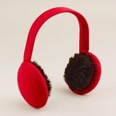 J.Crew Classic wool earmuffs