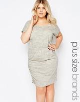 Junarose Short Sleeve Jersey Dress