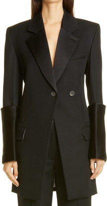 Peter Do Fitted Waist Blazer