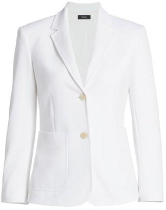 Theory Slim-Fit Blazer Jacket