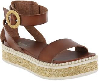 Mia Platform Ankle Strap Sandals - Deandra