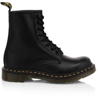 Dr. Martens 1460 Smooth Leather Combat Boots