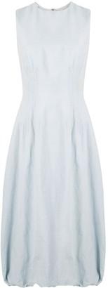 Brock Collection Quaven sleeveless dress