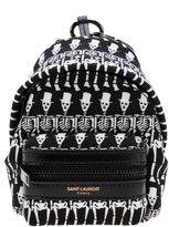 Saint Laurent 'hunting' Toy Backpack Keychain