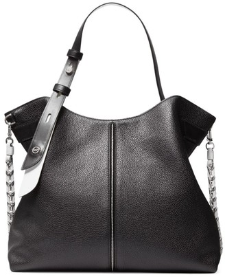 Michael Kors Large Downtown Astor Leather Tote