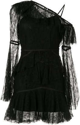 Alice McCall Shadow Love mini dress