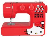 Hello Kitty Janome 12-Stitch Sewing Machine - Red