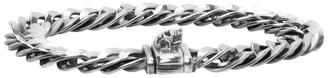 Emanuele Bicocchi Silver Small Chain Bracelet