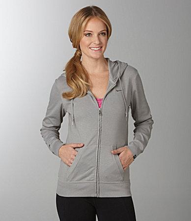 Nike Lightweight Jersey Full-Zip Jacket