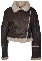 Kenzo Fur Trim Jacket