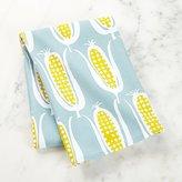 Crate & Barrel Corn on the Cob Dish Towel