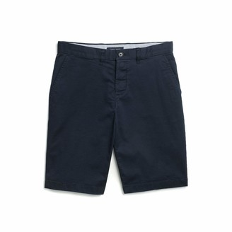 Tommy Hilfiger Men's Adaptive Short with Velcro Brand Closure and Magnetic Fly SKY CAPTAIN-PT 30