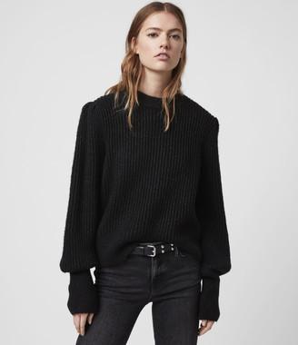 AllSaints Mrya Shine Sweater