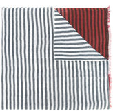 Sonia Rykiel ombre striped scarf - women - Cotton/Linen/Flax - One Size