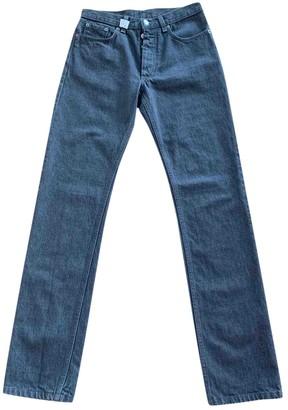Helmut Lang Blue Denim - Jeans Jeans
