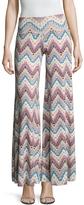 Rachel Pally Women's Wide Leg Printed Pant