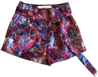IRO Fall Winter 2018 Multicolour Polyester Shorts