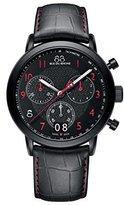88 Rue du Rhone Men's 87WA130032 Analog Display Swiss Quartz Black Watch