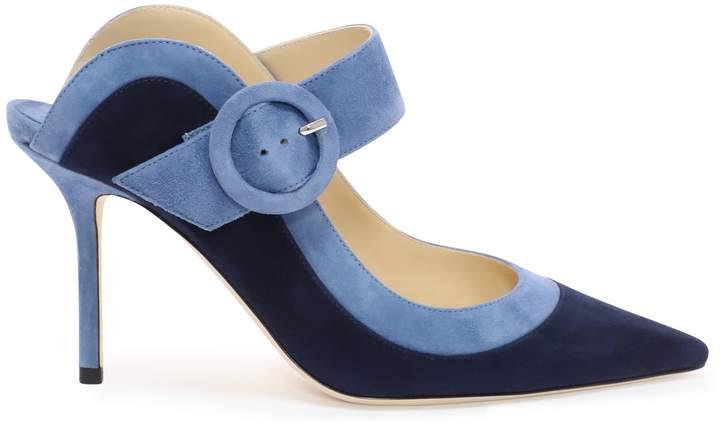 d7deedd3e6d Jimmy Choo Blue Women's Shoes - ShopStyle