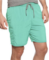Tommy Bahama Big and Tall Men's Naples Happy Go Cargo Swim Shorts