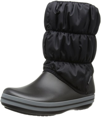 Crocs Women's Winter Puff Boot Snow