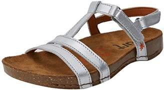 Art 0946s Metali I Breathe, Women's Heels Sandals Open Toe Sandals, Silver (Plata), (39 EU)