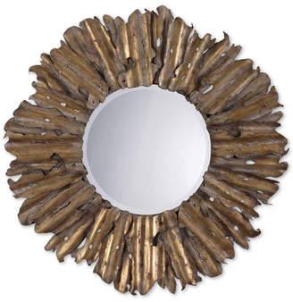 Uttermost Hemani Antique Gold Mirror