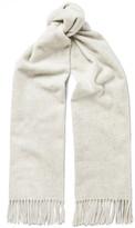 Acne Studios - Canada Narrow Mélange Virgin Wool Scarf