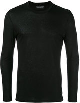 Neil Barrett long sleeved T-shirt - men - Viscose - L