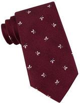 MICHAEL Michael Kors Embroidered Silk Neck Tie