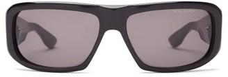 Dita Eyewear Superflight Square Acetate Sunglasses - Black