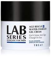 Mens Lab Series Age Rescue+ Water-Charged Gel Cream 50ml - No Colour