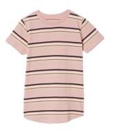 Cotton On Big Boys the Cruz Short Sleeve Long Line T-Shirt