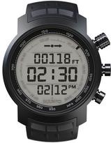 Suunto 'Terra' Rubber Strap Watch, 44mm
