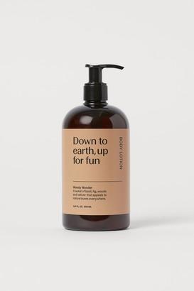 H&M Body lotion