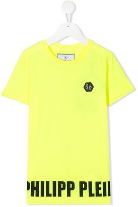 Philipp Plein Junior Short Sleeved Polo Shirt