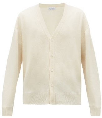 Raey Loose-fit Cashmere Cardigan - Ivory