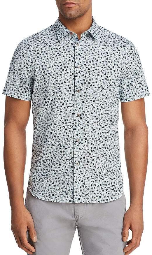 2c362d4b Paul Smith Floral Mens Shirt - ShopStyle