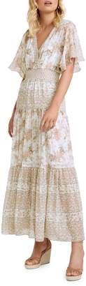Ever New Darla Tiered Maxi Dress