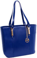 McKlein McKleinUSA Savarna Leather Tote with Tablet Pocket