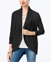 INC International Concepts Curved-Hem Cardigan, Created for Macy's