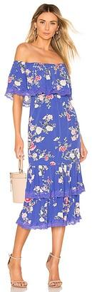 Lovers + Friends Elouise Midi Dress