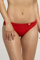 Natori Red Belted Hipster