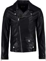 Schott NYC ENFIELD Leather jacket black