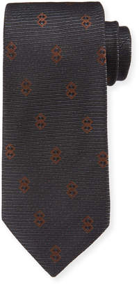 Eton Men's Silk Geometric Tie