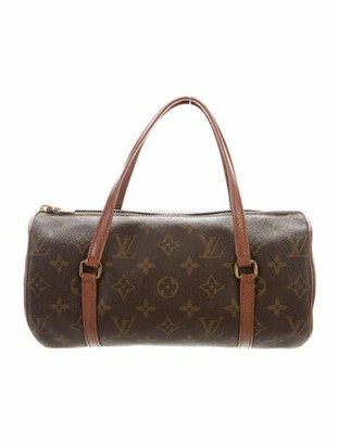 Louis Vuitton Vintage Monogram Papillion 26 Brown