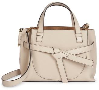 Loewe Mini Gate Leather Top Handle Bag