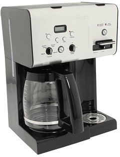 Cuisinart CHW-12 Coffee Plus 12-Cup Coffee maker and Hot Water System